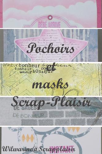 Atelier 09/08 - Pochoirs et masks