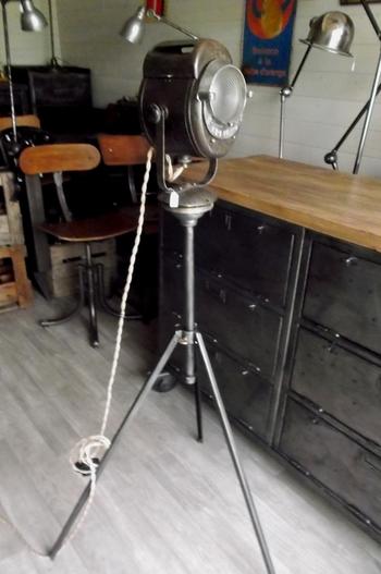 Projecteur Cremer O'Range Metalic 3