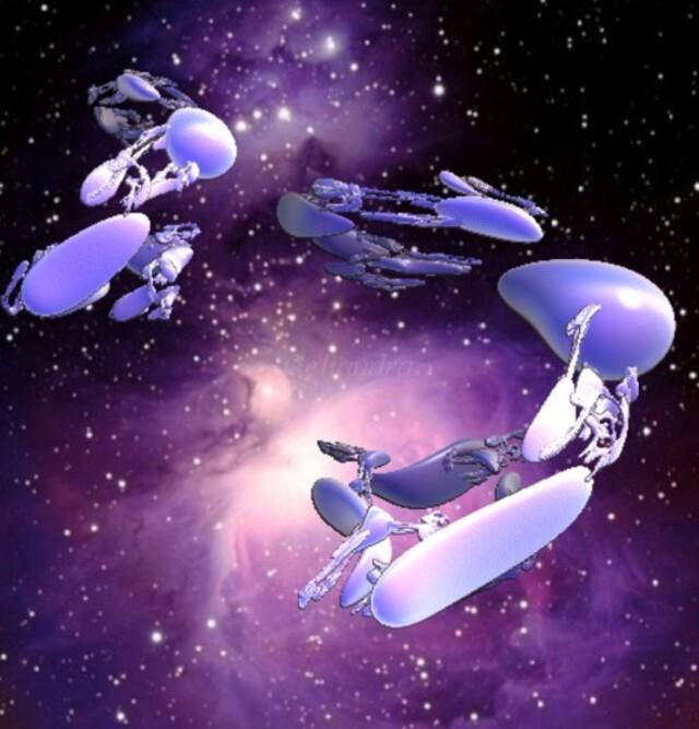 L'Imaginaire2 : Dans l'univers....