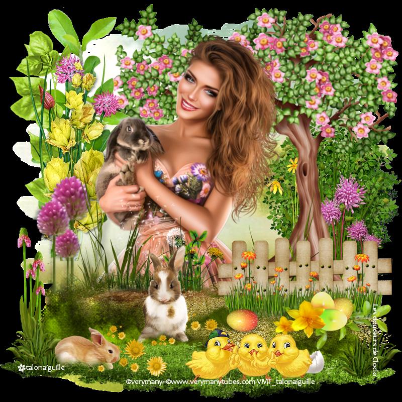 *** Journée de Pâques ***