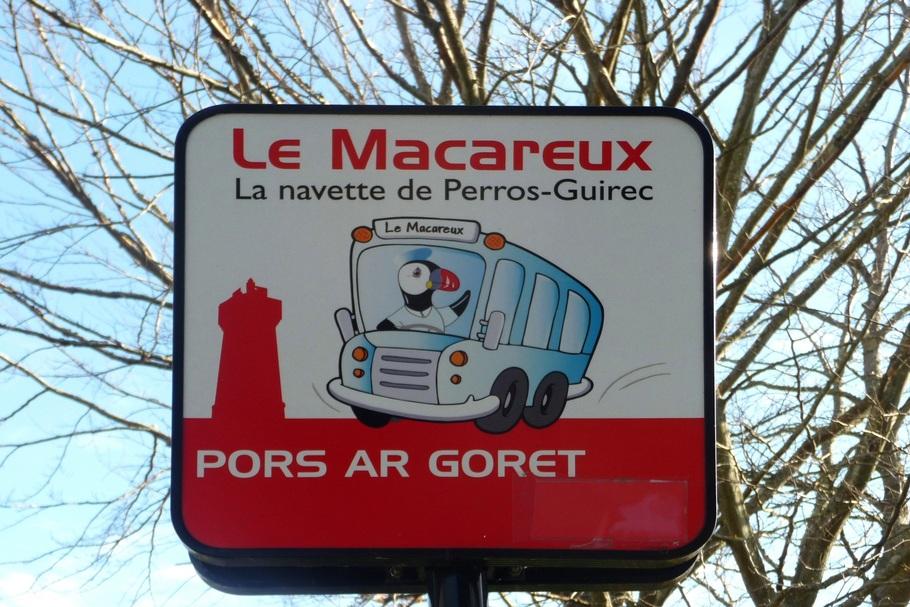 GR34 Sur la Cote du Goëlo - J21 Perros-Guirec - Trégastel