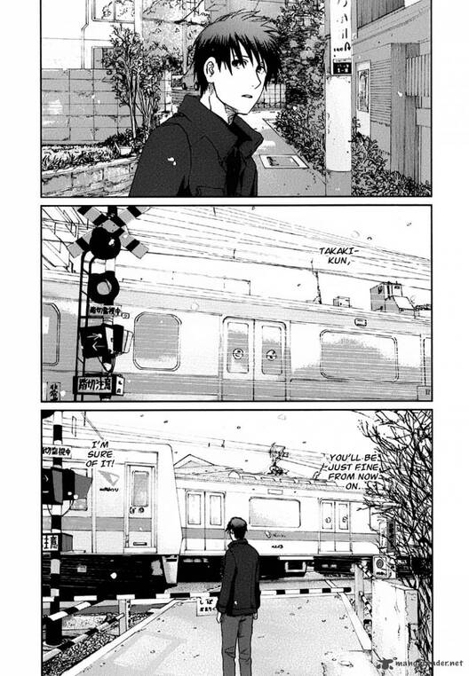 5 Centimeters per Second 10 - Page 23