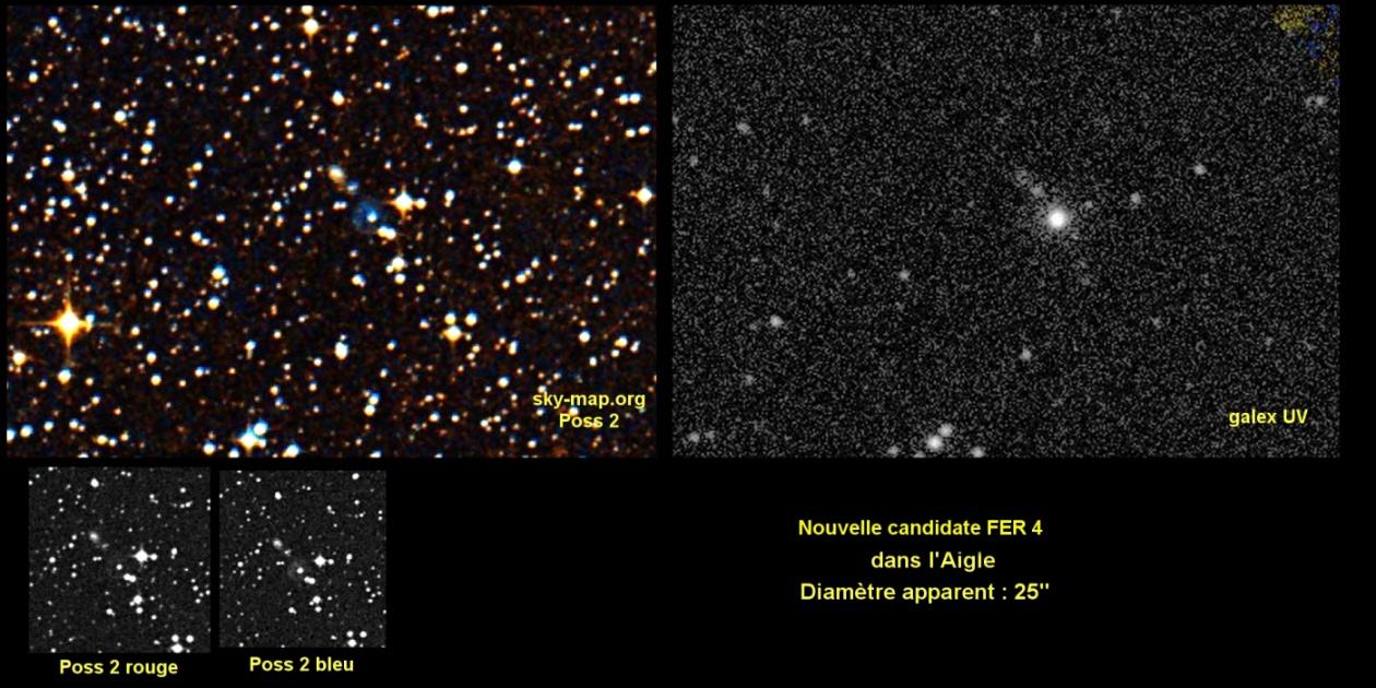 Fe4 planetary nebula DSS