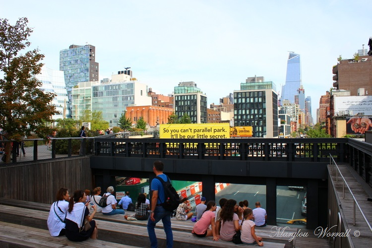 New York : The High Line 1/3