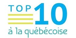 Top 10 à la Québécoise