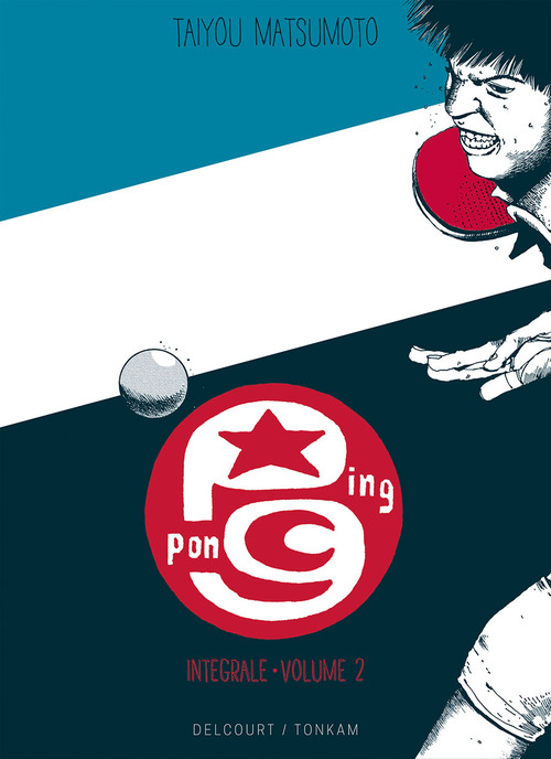 Ping pong - Tome 02 - Taiyou Matsumoto