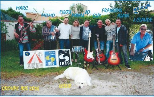 "Accueil association  ""GROUPE IRIS "" SINCE 1975"
