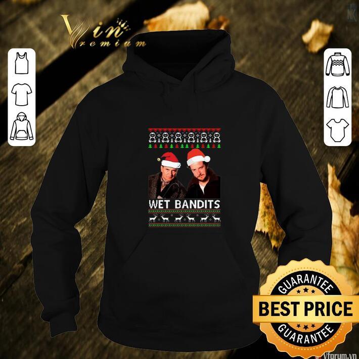 Funny Harry and Marv Wet Bandits Christmas shirt