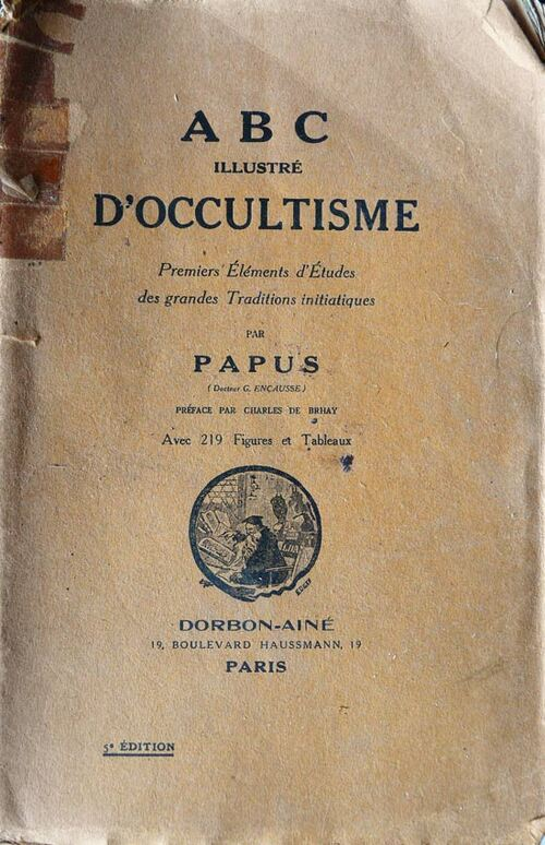 Papus - ABC illustré d'occultisme (posthume, 1922)