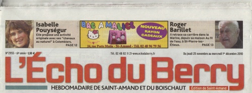 Journaux Locaux