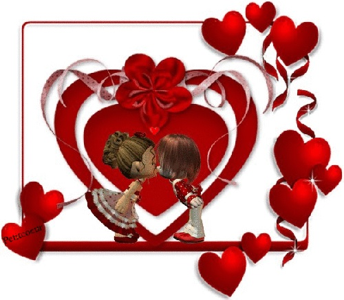 Vos ravissantes créations sous le signe de l'amour...