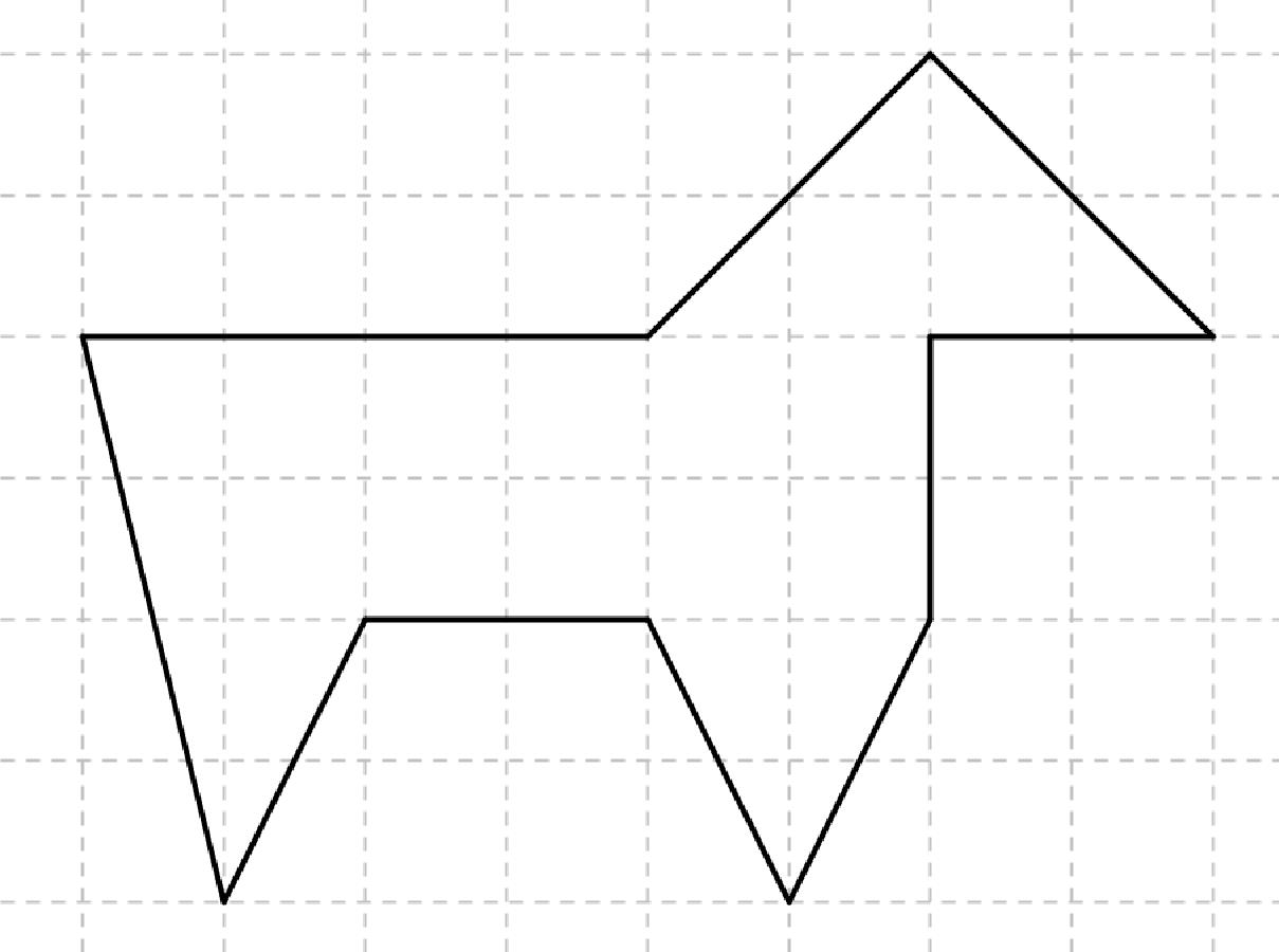 Figures Sur Quadrillage Autonom Maths