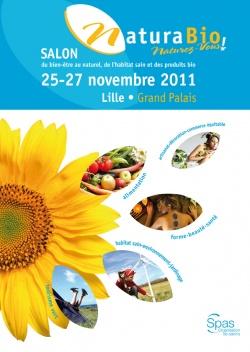 Natura Bio à Lille : 25/26/27 novembre 2011