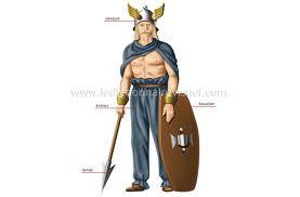 guerrier gaulois