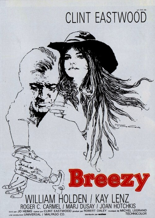 BREEZY - BOX OFFICE CLINT EASTWOOD 1975