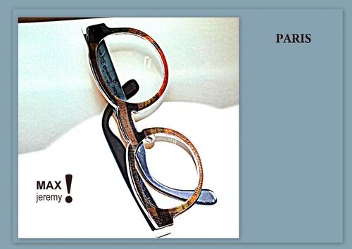 les nouvelles lunettes de Jérémie