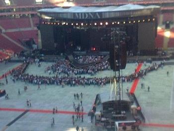 MDNA Tour - Istanbul 05