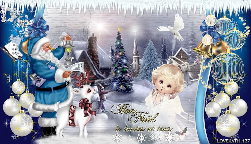 Beau Noël à tous !