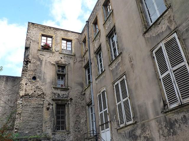Hôtel de Burtaigne Metz 13 Marc de Metz 2011