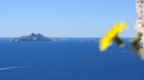 Pointe de l'ilot Riou