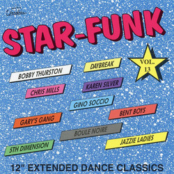 V.A. - Star Funk Vol.13 - Complete CD