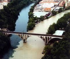 Les ponts.