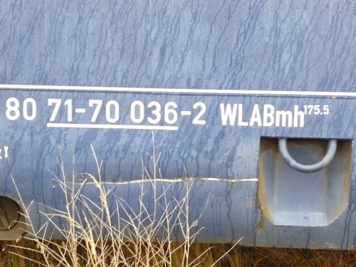 WLAB DB à Blainvilles
