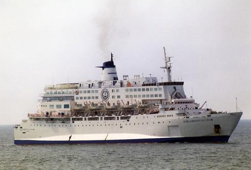 L'Al-Salam Boccaccio 98, ferry égyptien