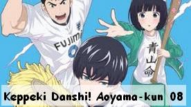 Keppeki Danshi! Aoyama-kun 08
