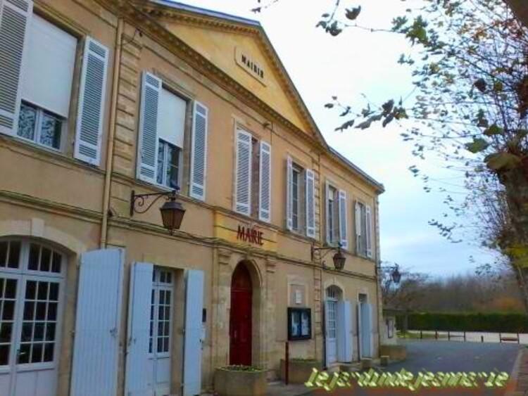 MAIRIE DE PREIGNAC(Gironde) 1, place de la Mairie 33210 Preignac Tél. : 05 56 63 27 39