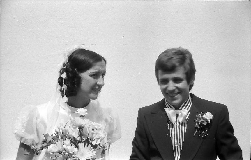 Mariage Magdalena et Hannes