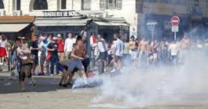 L'assassinat religieux, la stupidité syndicalisée et le hooliganisme, les seuls resultats moraux du PS.