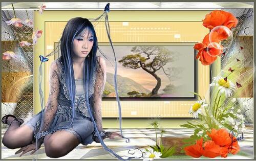 créations asiatiques