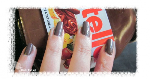 swatch china glaze Foie gras