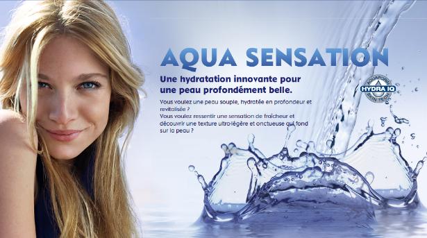 Aqua Sensation NIVEA