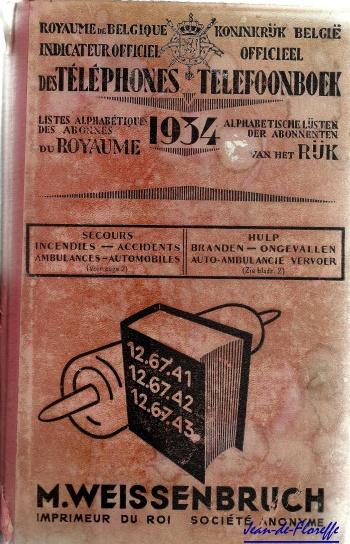 17. Allô ! Floreffe écoute... (1934)