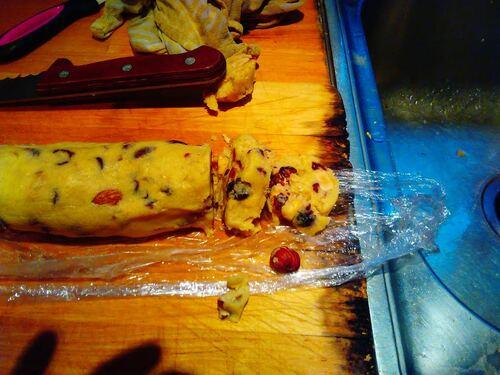 Sablés aux fruits secs pour le goûter des enfants