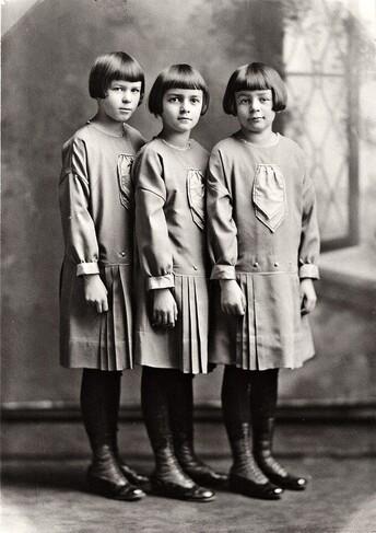 01 - Trois petites soeurs