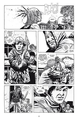 Un vaste monde de Robert Kirkman & Charlie Adlard - Walking dead, tome 16