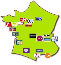 Télévision Locale en France en 2006