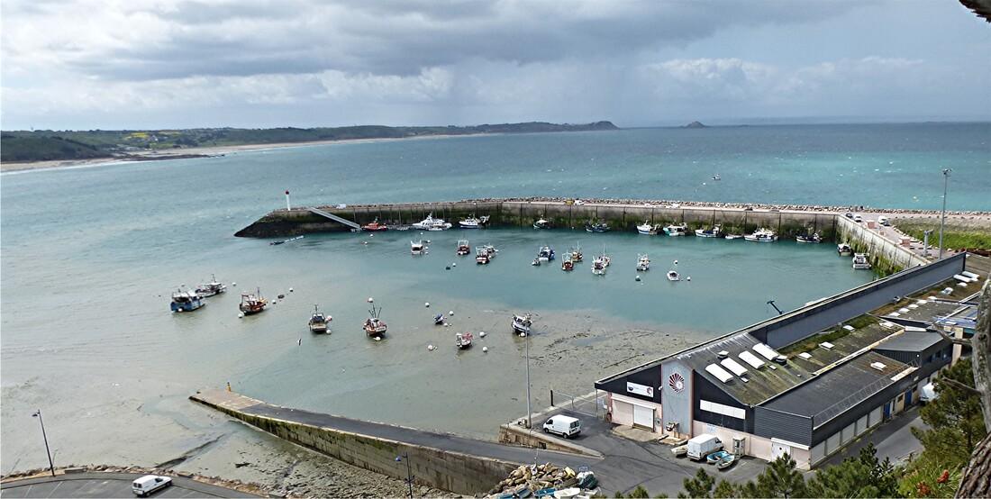 Erquy / port de pêche coquillier
