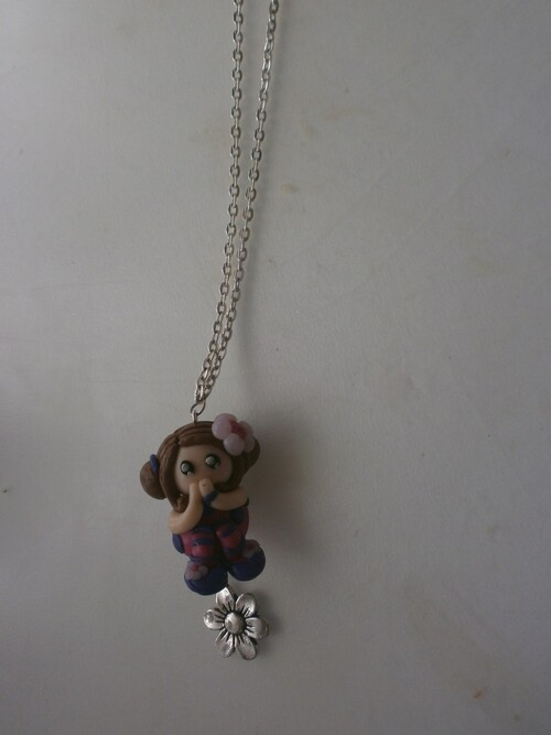 Collier petite fille