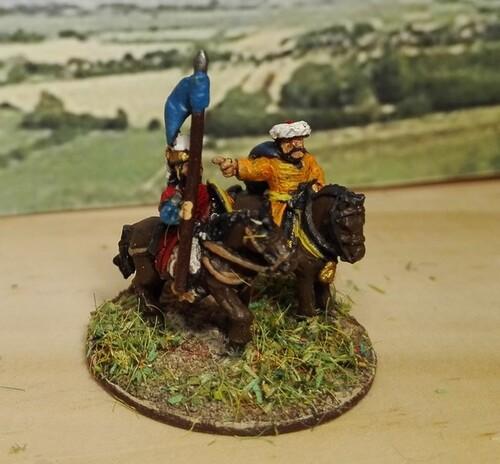 Cavalerie ottomane