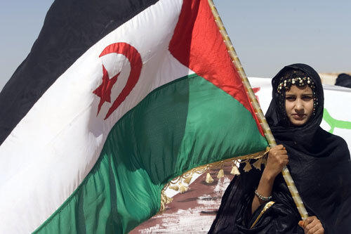 La question du Sahara occidental (République arabe sahraouie démocratique, Front Polisario)