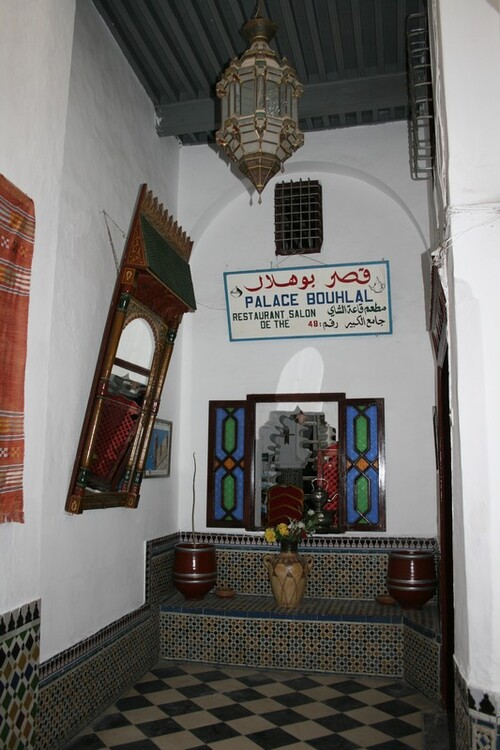 Visite de la ville fortifiée de Tétouan