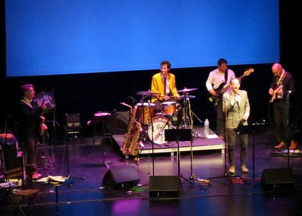 The Babardackni Occidental Orchestra (The BOO) a enflammé la salle du TGB lors de la présentation de la nouvelle saison théâtrale !