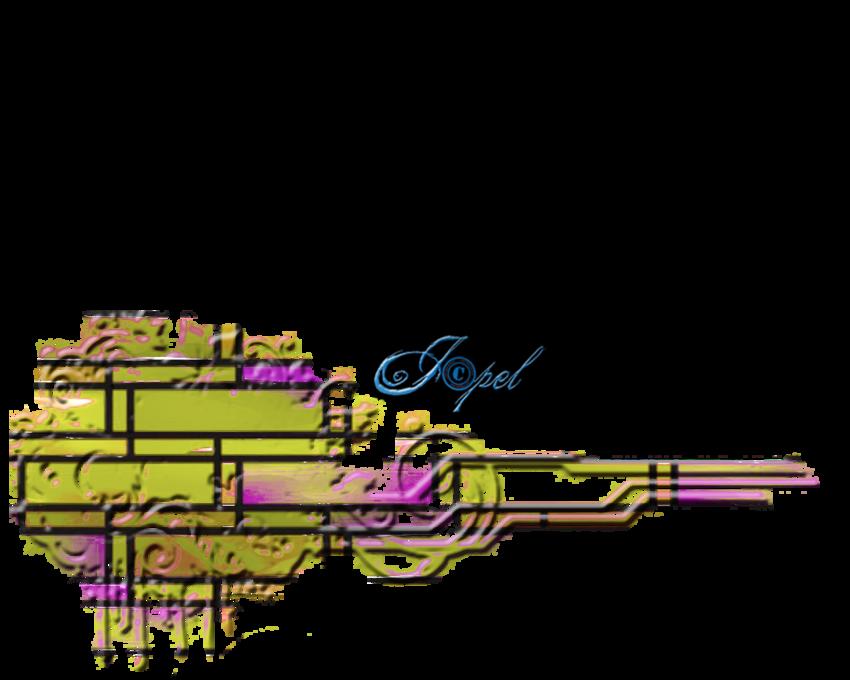 Clusters Vitrail