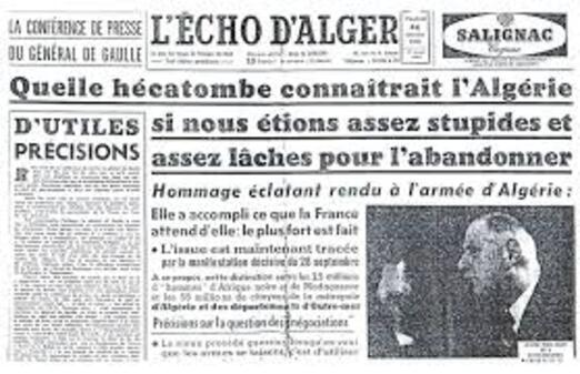 Le malheur de la France qui passe mal à ses enfants !...
