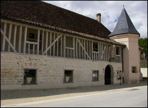 Visite de l'Abbaye de Clairvaux - 10.08.2015