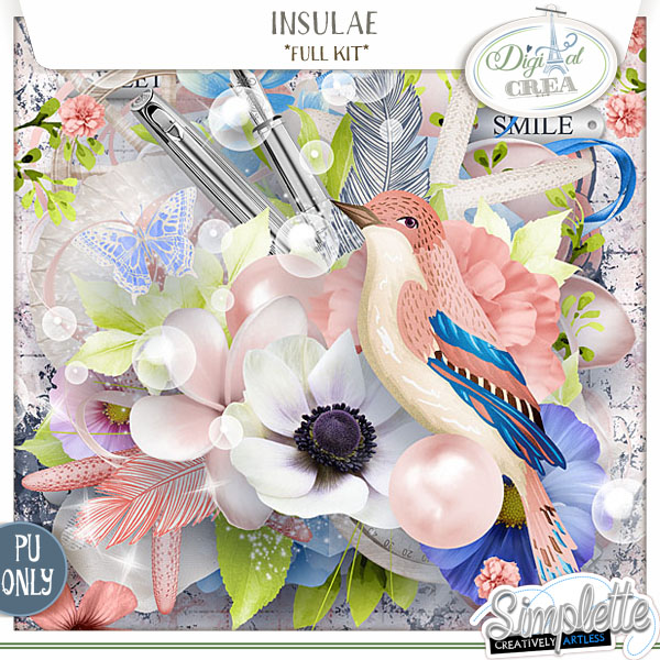 Insulae (PU) kit by Simplette